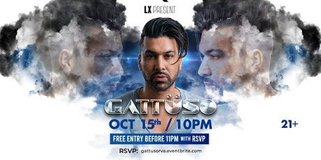 EDM Night | GATTUSO at Kabana Rooftop! tickets