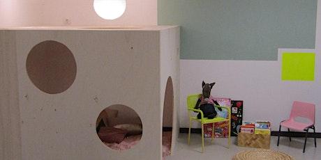 Design participatif en bibliothèque billets