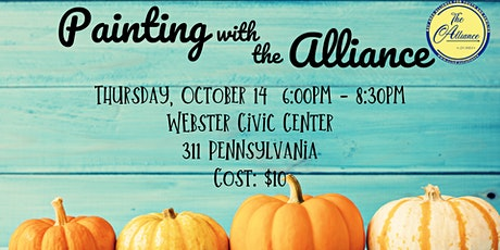 Painting with the Alliance October 14, 2021 tickets