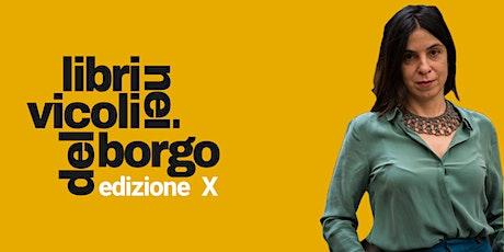 Antonella Lattanzi presenta Questo giorno che incombe tickets