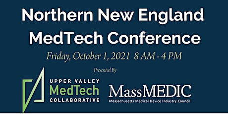 Northern New England MedTech Conference tickets