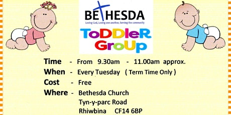 Bethesda Toddler Group tickets