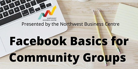 Facebook Basics for Community Groups Tickets