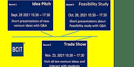 2021 BCIT Entrepreneurship  Round 1: Idea Pitch tickets