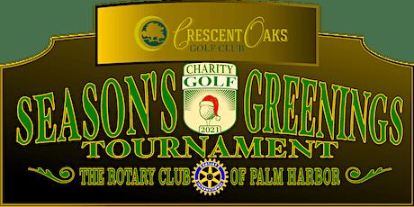 Season's Greenings Golf Tournament tickets