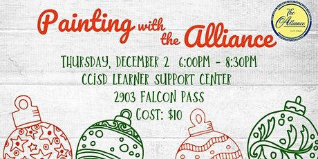 Painting with the Alliance December 2, 2021 tickets