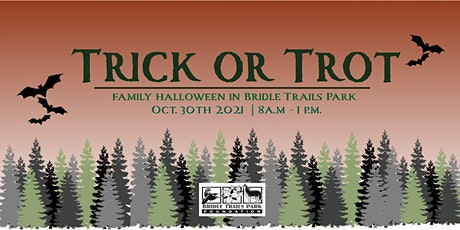 Trick or Trot tickets