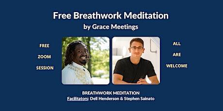 Free Breathwork Meditation (Zoom Session) tickets