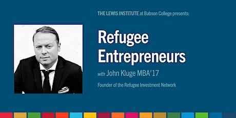 Good Business Friday: Refugee Entrepreneurs tickets