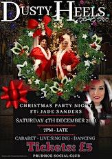 Dusty Heels Ft Jade Sanders @ Prudhoe Big Club tickets