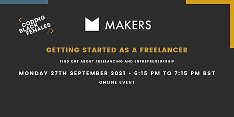 How to get started as a freelancer with Makers tickets