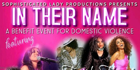 """Keli & Brixx """"In Their Name"""" Benefit Concert For Domestic Violence tickets"""