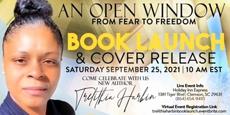 Trelithia Harbin Book Launch tickets