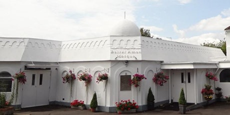 Guided Tour of your local Mosque ( Open Day / Open House ) tickets
