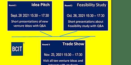 2021 BCIT Entrepreneurship Round 2: Feasibility Study tickets