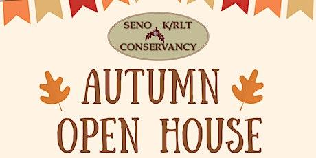 Seno K/RLT Conservancy Autumn Open House tickets