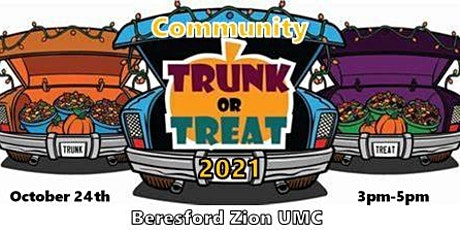 Community Trunk-or-Treat 2021 tickets