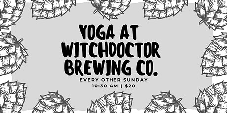 Yoga at Witchdoctor Brewing Company tickets