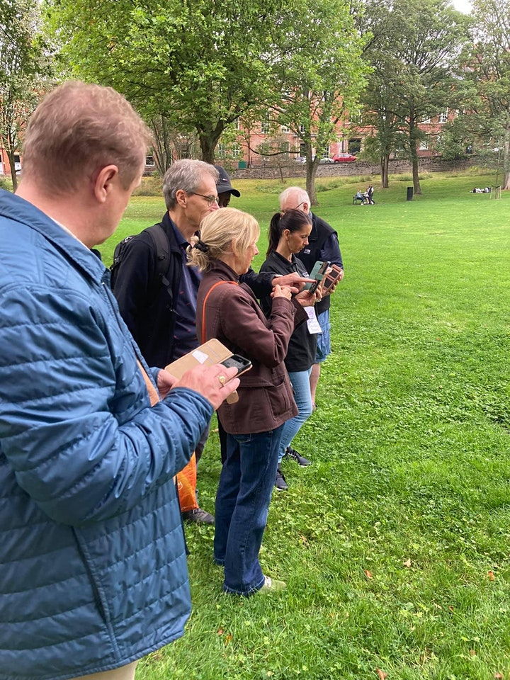 Improve your Photography  Workshop in Winckley Square image
