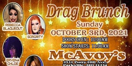Drag Queen Brunch tickets