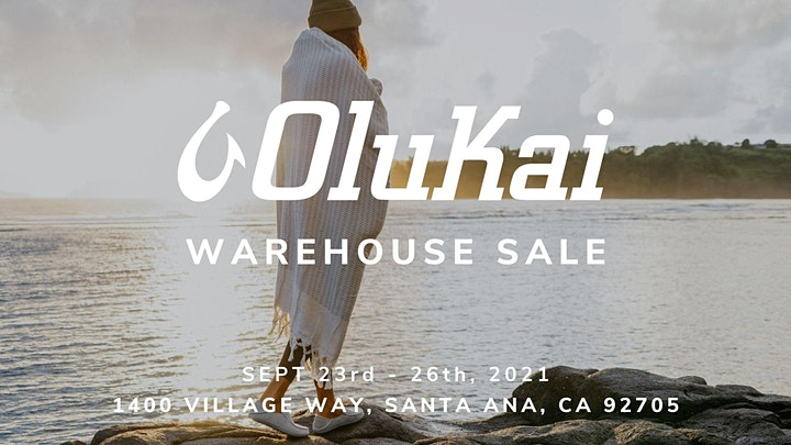 OluKai + Roark + Kaenon Warehouse Sale - Santa Ana, CA image