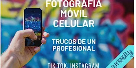 APRENDE FOTOGRAFÍA CON TU TELÉFONO MÓVIL - (niños de 11-15 años) entradas