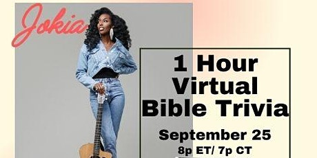 1-Hour Virtual Bible Trivia With Meta Washington Tickets