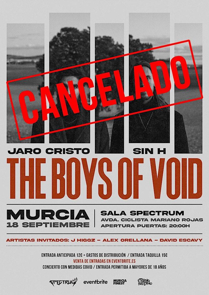 Imagen de Jaro Cristo & Sin H en Murcia