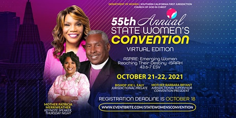 State Women's Convention tickets