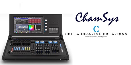 ChamSys Open Day at Collaborative Creations London- 5th October 2021 tickets