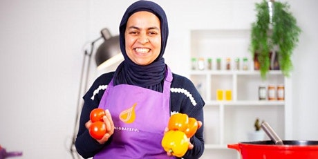 Moroccan cookery class with Zineb tickets