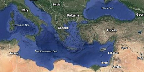 """SPGH Series """"In Search of a Modern Greek Identity"""": Geopolitical Dimensions tickets"""