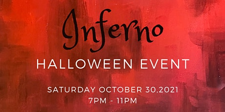 Inferno -- A Halloween Party and pop-up Art exhibit tickets