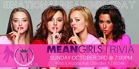 Happy Mean Girls Day Trivia Celebration at Majestic Chandler tickets
