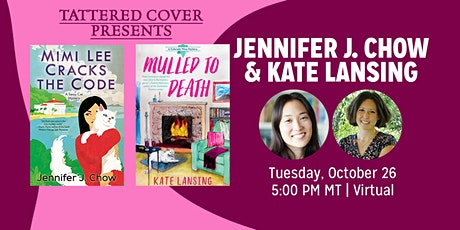Livestream with Jennifer J. Chow and Kate Lansing tickets