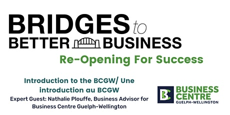 Introduction to the BCGW/ Une introduction au BCGW tickets