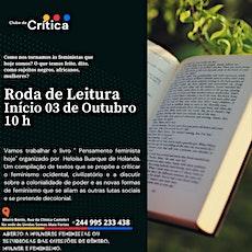 Club da Crítica _ Roda de Leitura ingressos