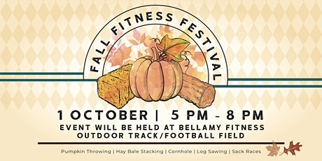 EAFB - Fall Fitness Festival tickets