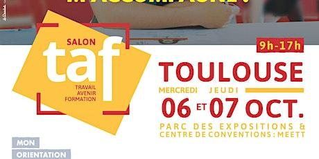 Salon TAF - TOULOUSE (présentiel) billets