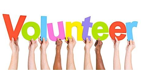 CCFHK Volunteers-19 September tickets