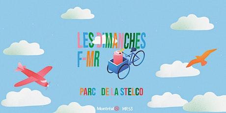 Dimanches F-MR @ Parc de la Stelco tickets
