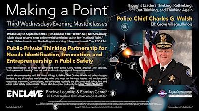 Making a Point™ Third Wednesdays Mindset Development Masterclass Series tickets