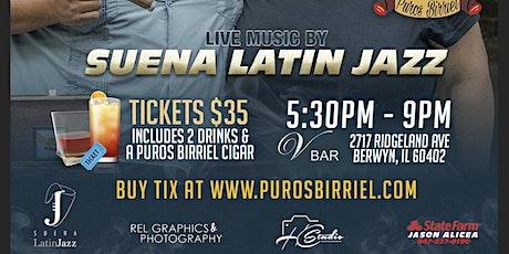 Puros Birriel LLC Cigar Social tickets