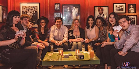 Game Night Social! Cards Against Humanity, Jenga + more! Upscale location! tickets