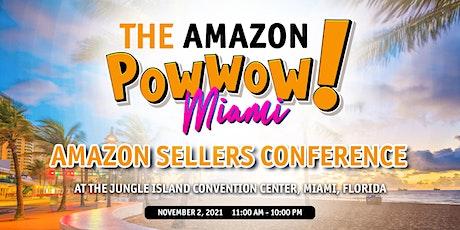 Amazon POWWOW  Miami 2021 tickets
