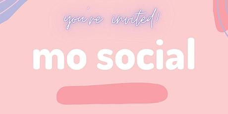 Mo Social tickets
