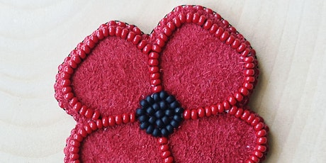 Beaded Poppy Workshop with Alex Antle tickets