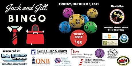 Jack and Jill Bingo October 8th, 2021 tickets