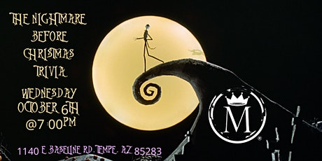 The  Nightmare Before Christmas Trivia at Majestic Tempe tickets