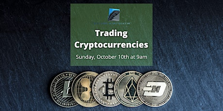 Trading Cryptocurrencies! tickets